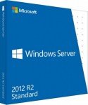 MICROSOFT WINDOWS SERVER 2012 STANDARD R2 2CPU/2VM